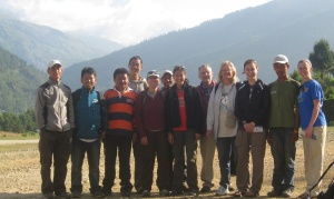 May 2011 volunteers