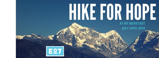 Hike For Hope Event Brite Banner